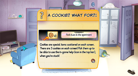 Cookies new interface 2