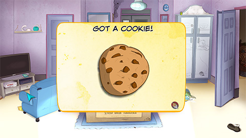 Cookies new interface