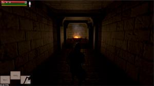 Dungeon Hallway