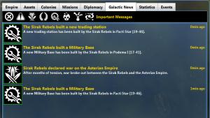 Galactic News