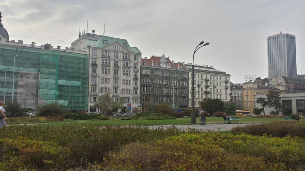 Poland 2015 Downtown
