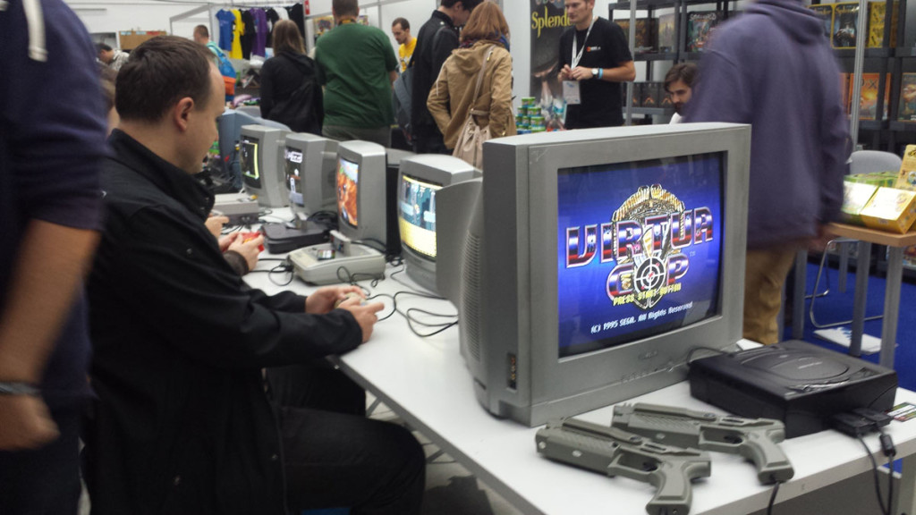 Pixel Heaven 2015 Retro Games