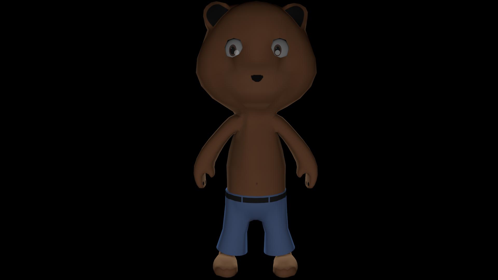 New character model!