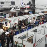 Pixel Heaven 2015 Exhibit Hall