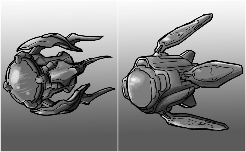 Unused HEX concepts - by Wilmar Arroyave.