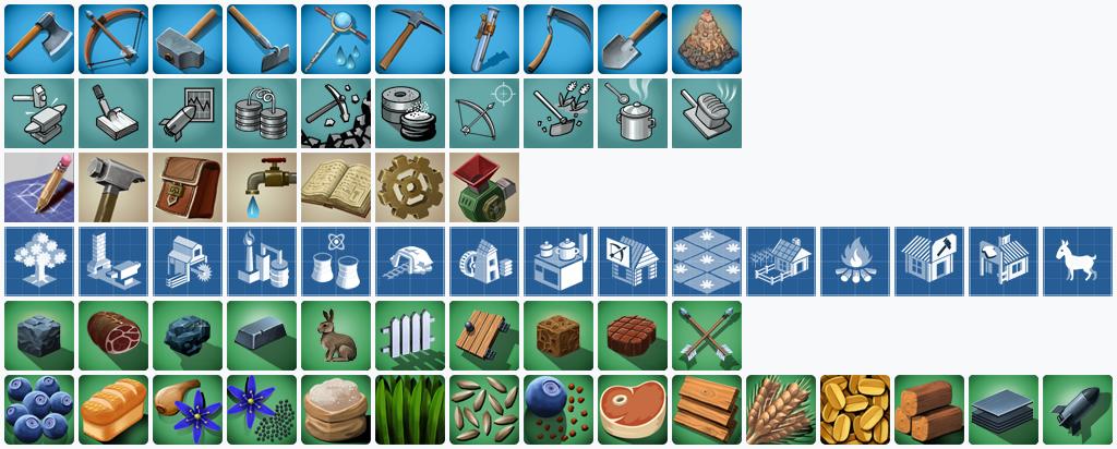 Eco Dev Blog 5 Stone Houses Crafting Alpha Design And
