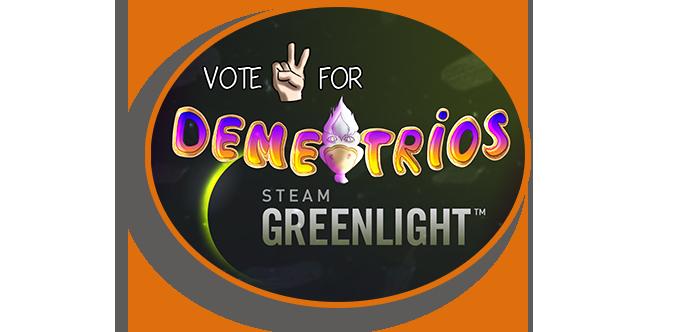 Vote for Demetrios!