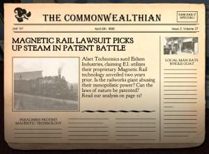 Eidson Industries Patent Lawsuit Battle