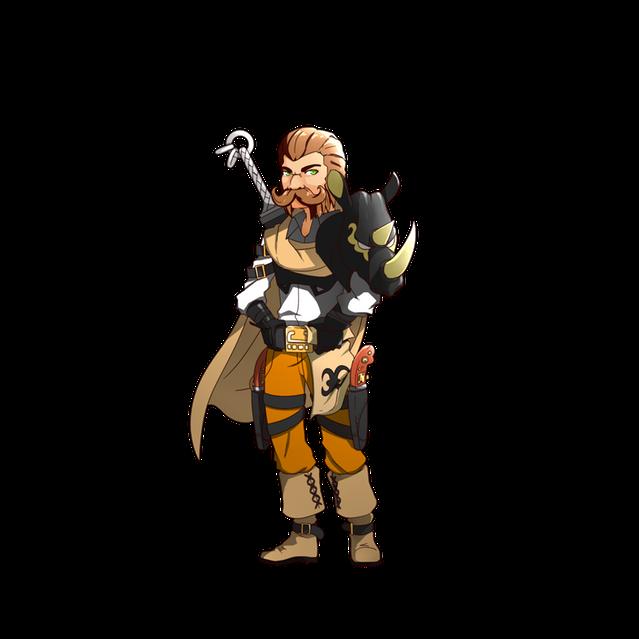 Gnome Geo Templar