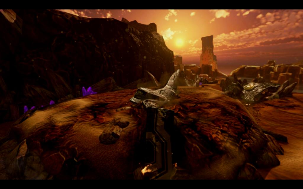 Desert Screenshot The Center 1