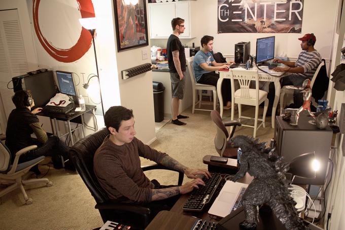 Studio Daisho Team