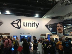 GDC 2015 Unity Booths