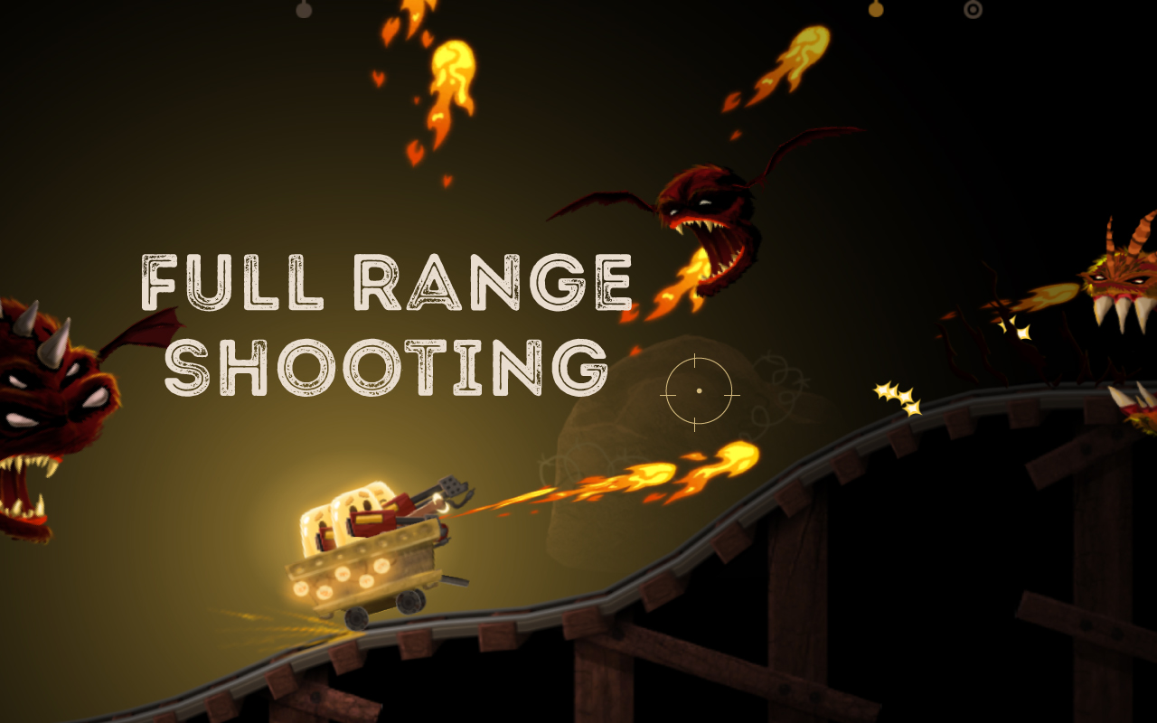 Hopeless 2: Varying shooting ranges