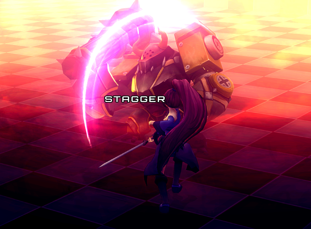 Stagger
