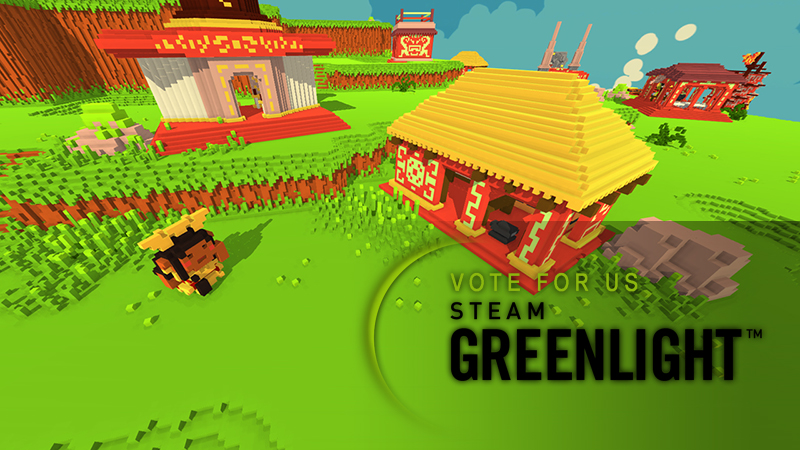 Vote for An Aztec Tale on Steam Greenlight!
