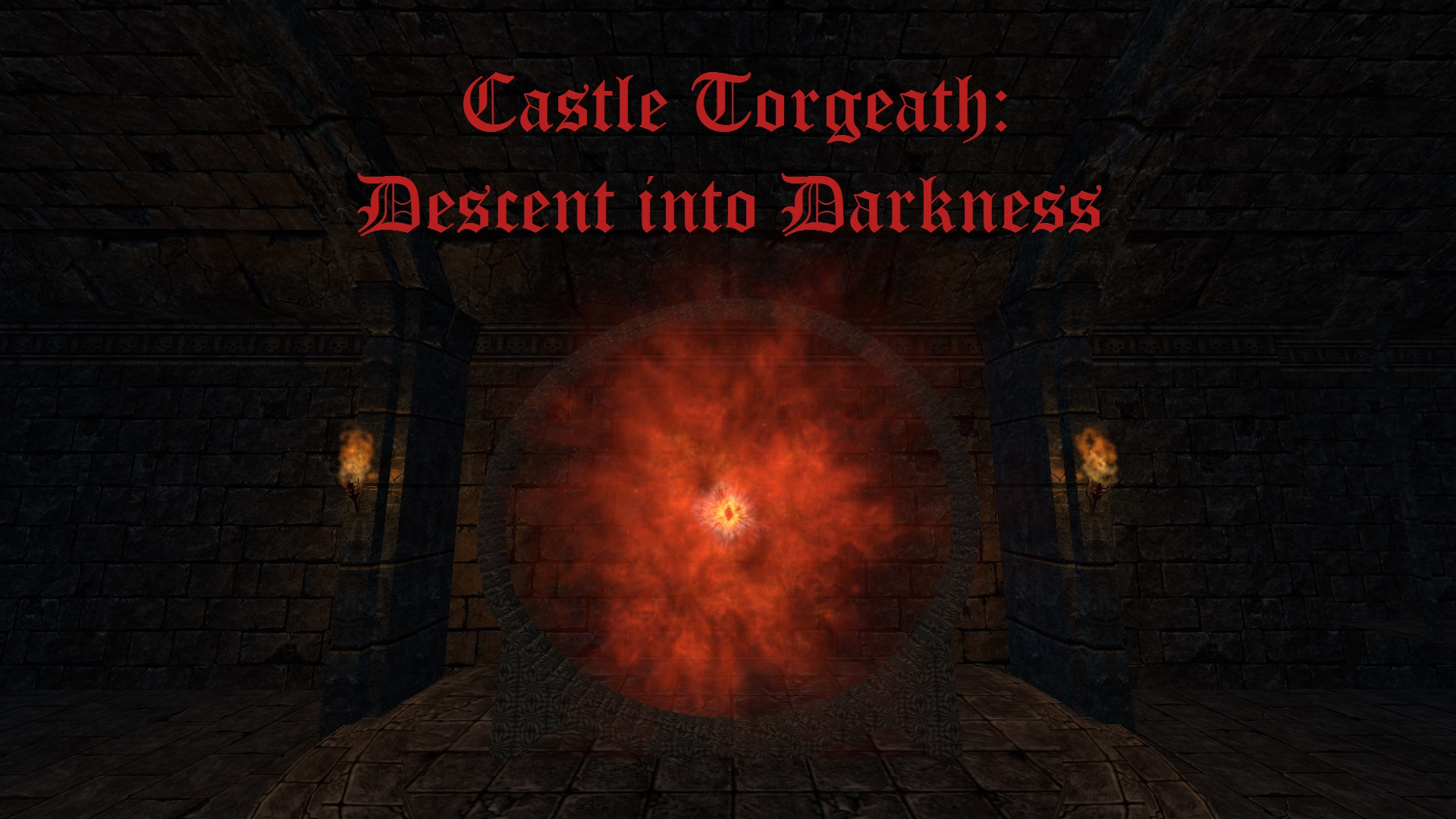 descent into darkness - photo #3
