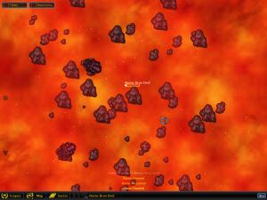 High Opacity Nebula