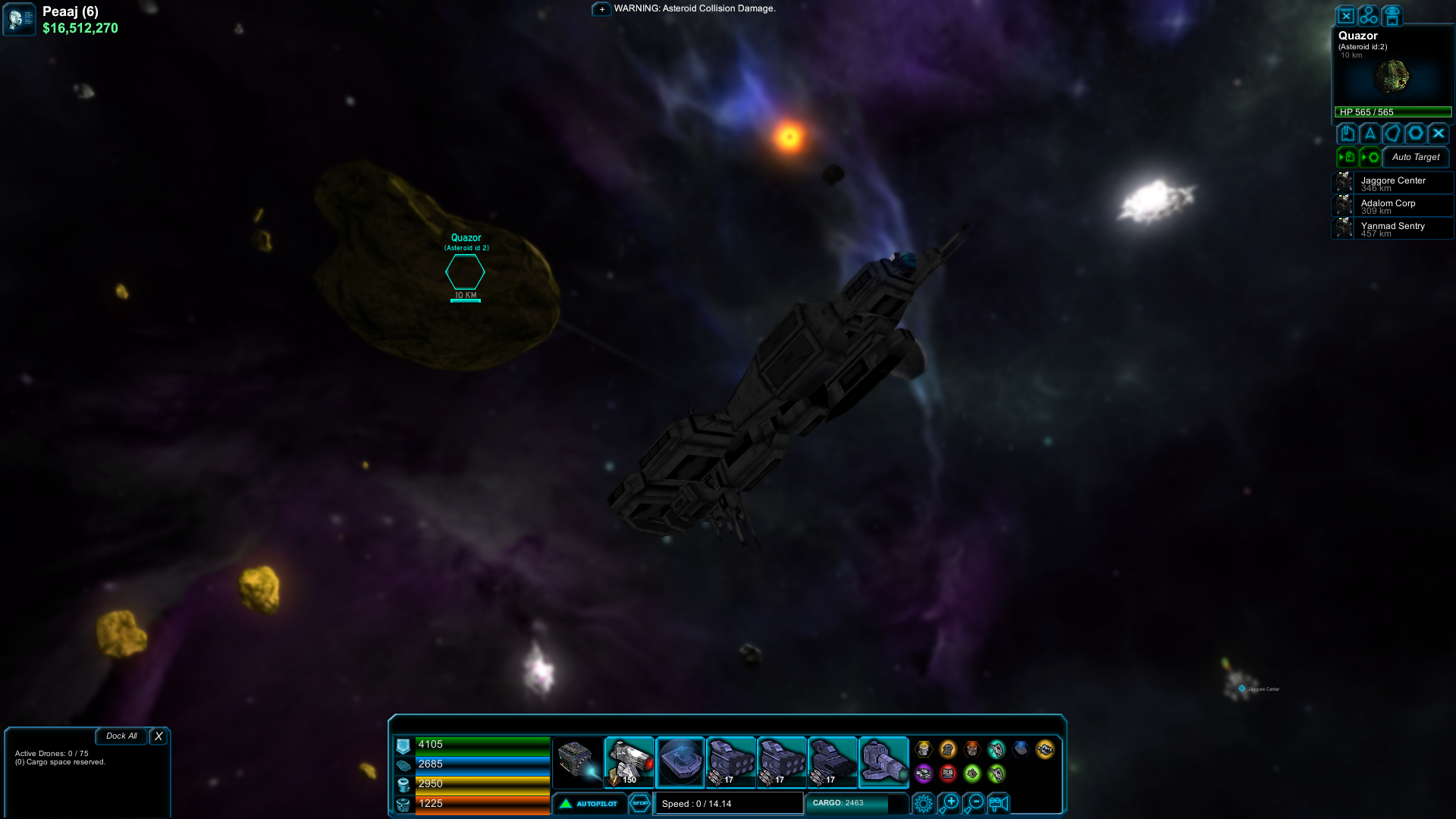 astrox hostile space excavation windows mac linux game indie db