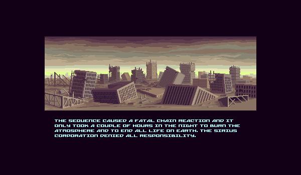 Sirius Rising : Post Apocalyptic Scene