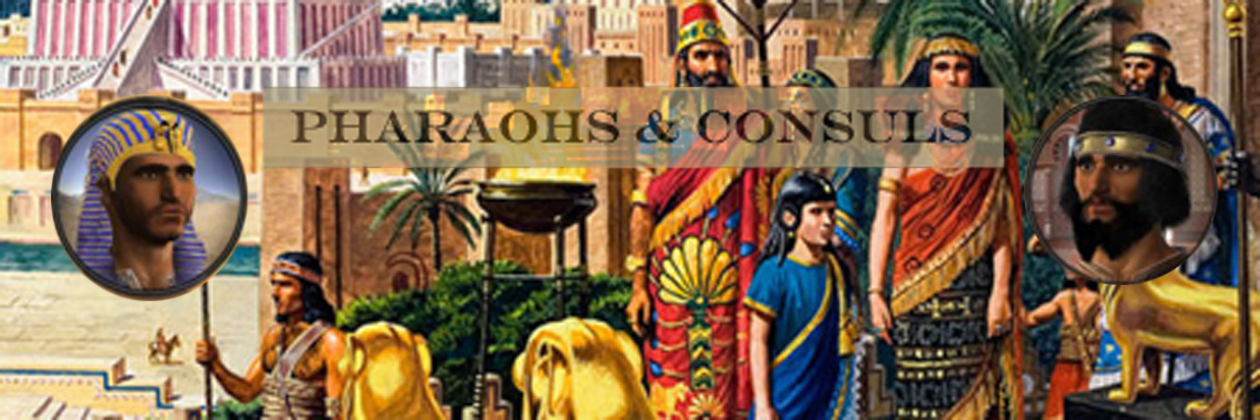 CKII: Pharaohs & Consuls Alpha 0 1A Release news - Indie DB