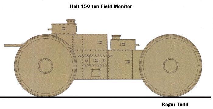 Landship Designs 1