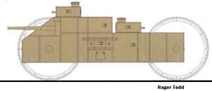 Landship Designs 2