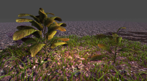 SpeedTree Free March Assets