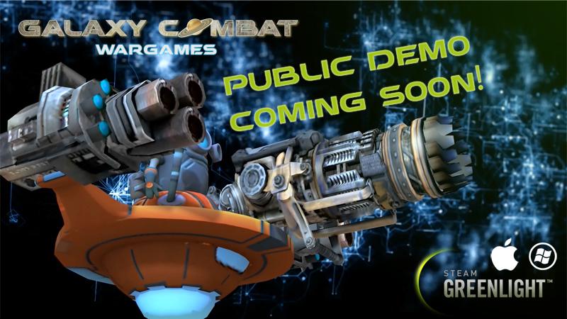 Public Demo is just around the corner!