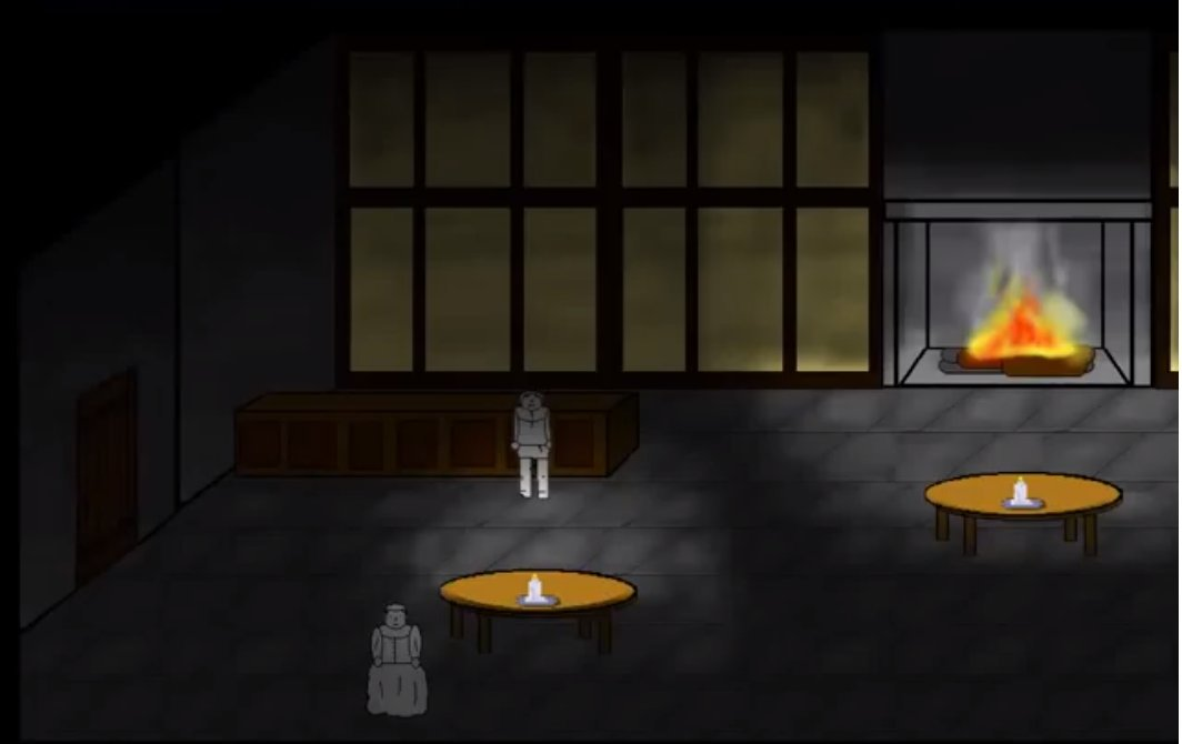 An initial mock up of the game concept, from January 2015.