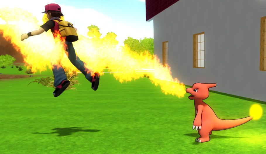 Pokemon Mmo 3d New Happiness System News Pok 233 Mon Mmo