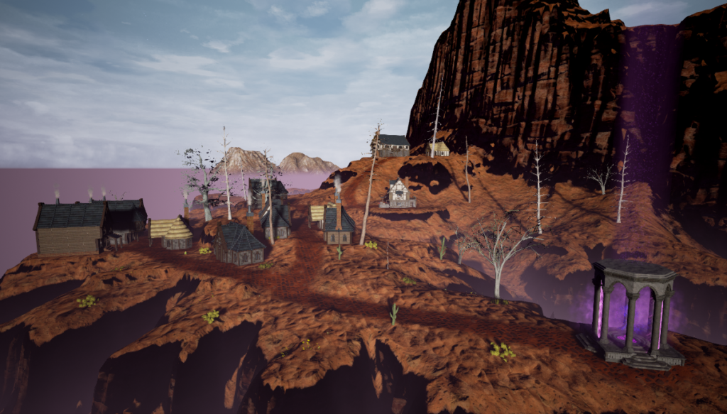 New Desert Level