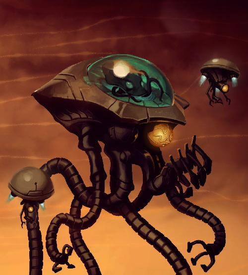 tripod character undungeon