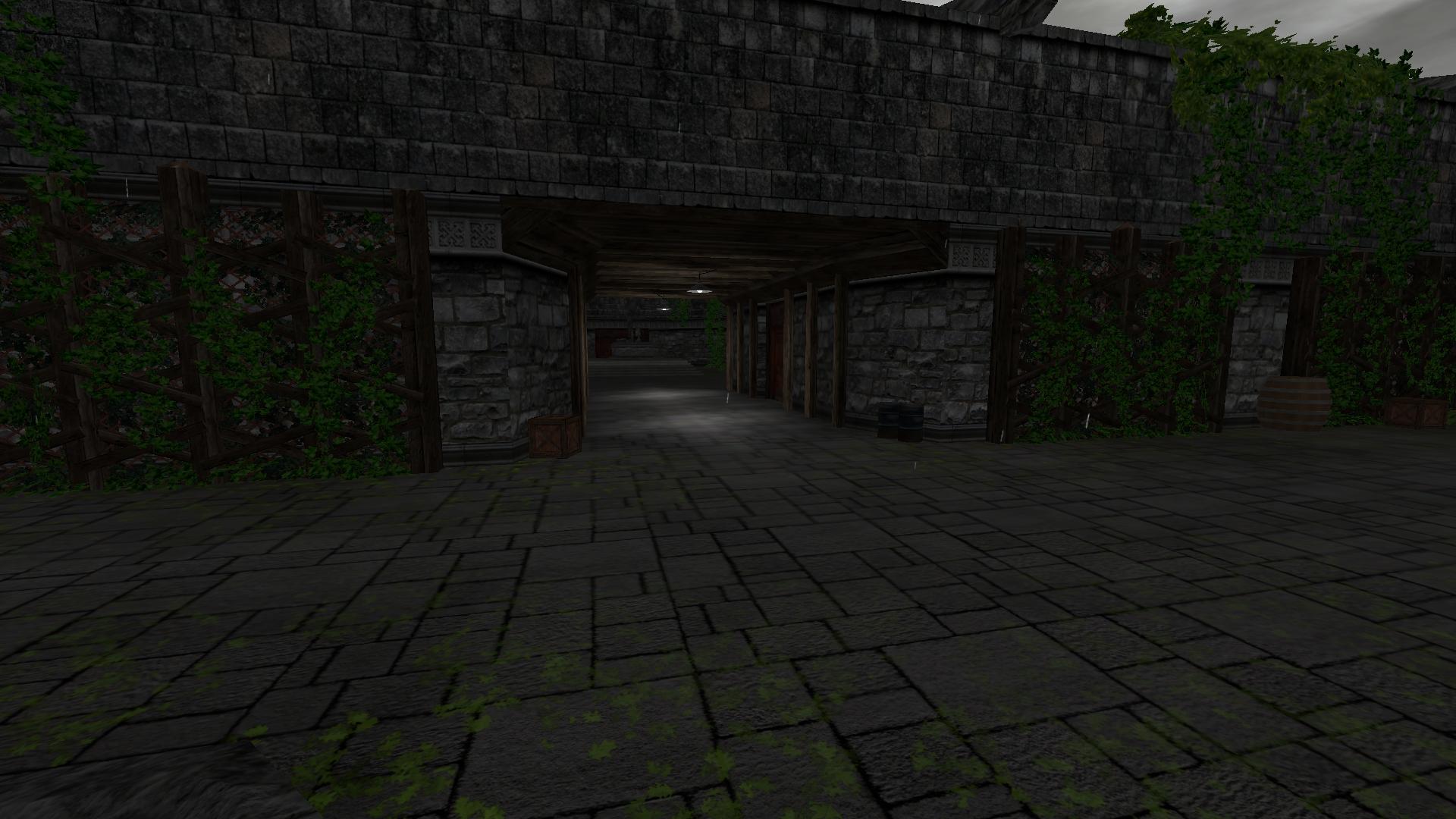Siege Corridor