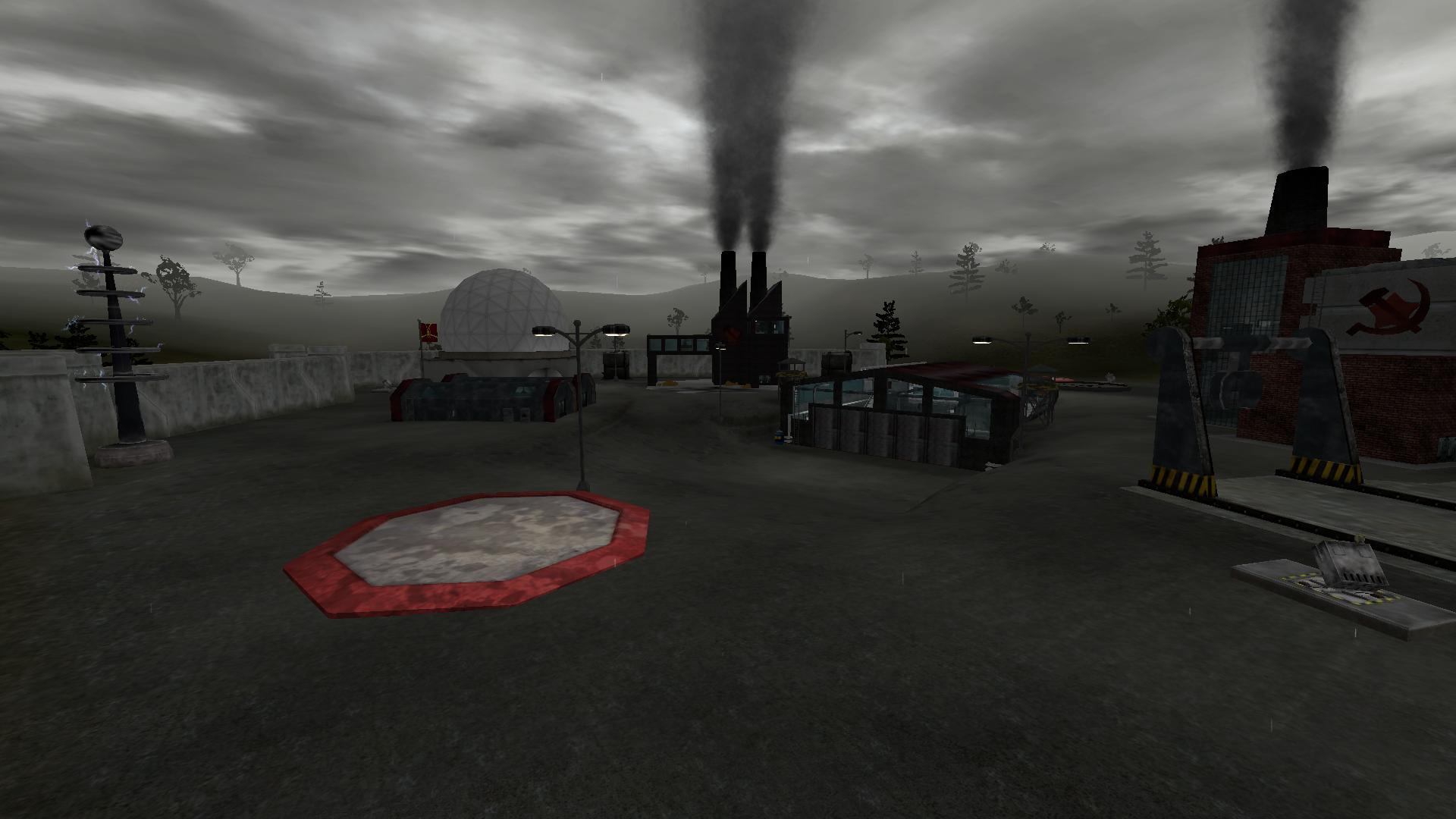 Siege Soviet Base
