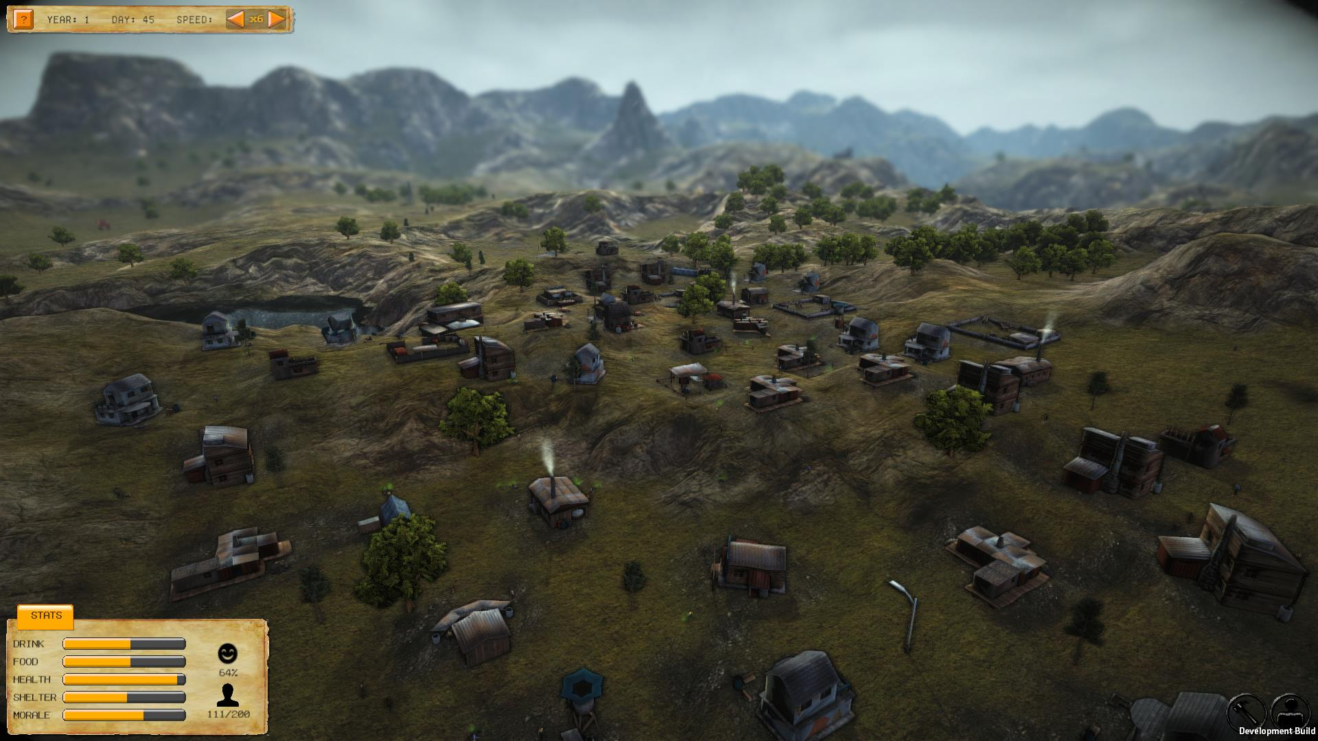 Atomic Society Post Apocalyptic City Builder Update 5