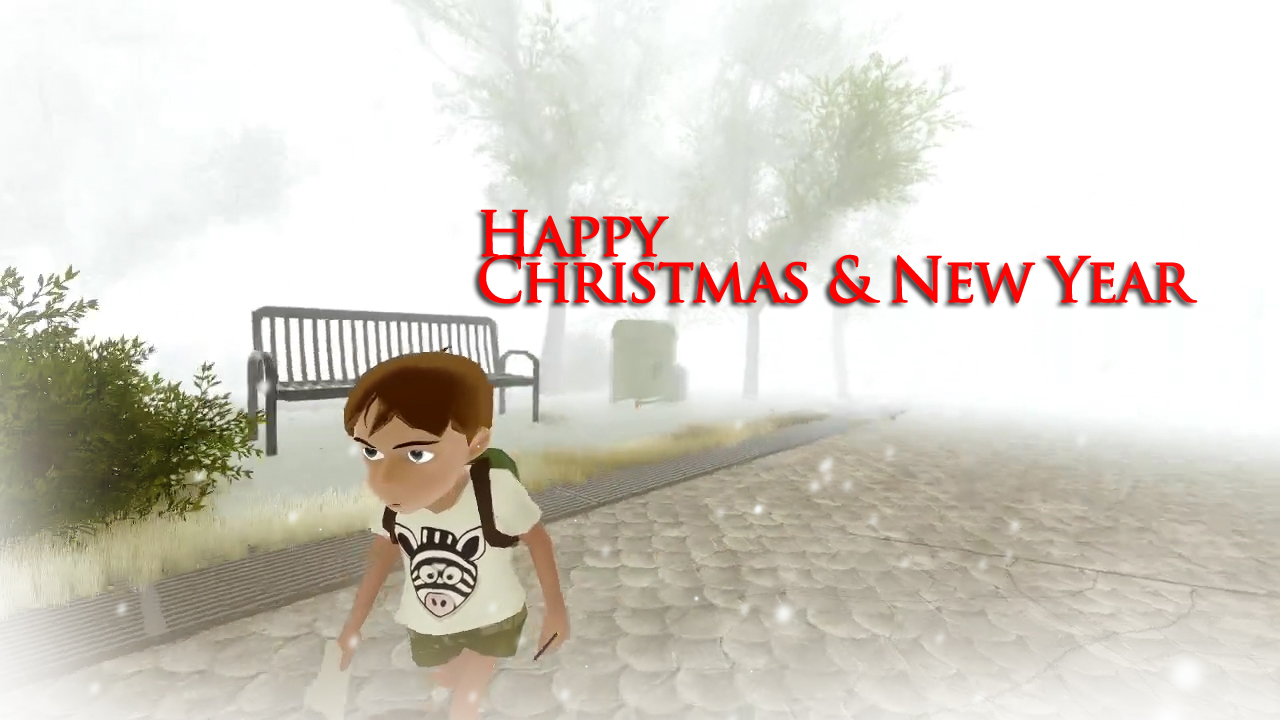 Happy Christmas & new year news - There Is No Tomorrow - Indie DB