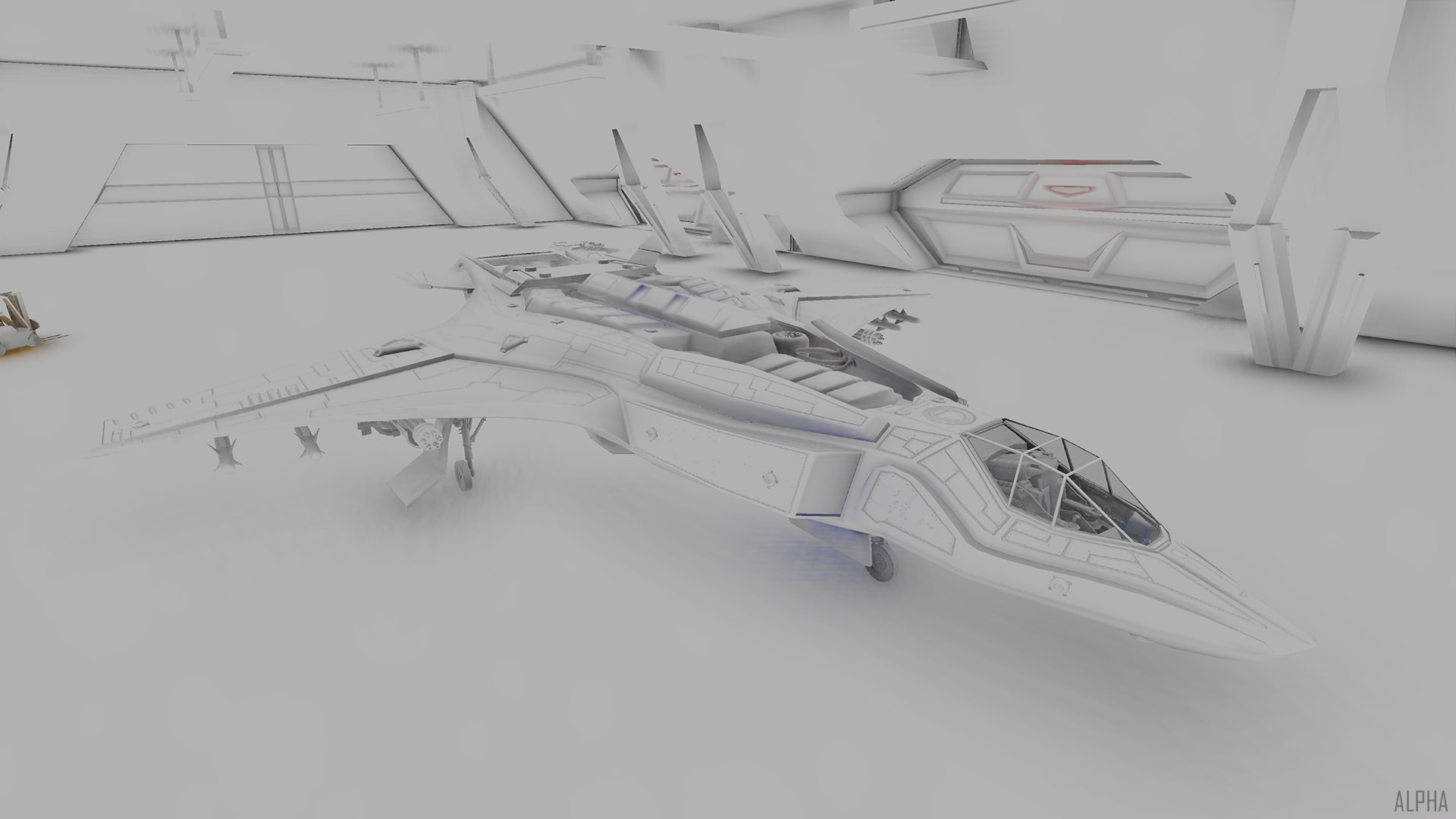 Raw Ambient Occlusion