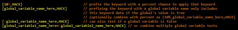 cogmind_prefab_definition_syntax_randomization_keywords