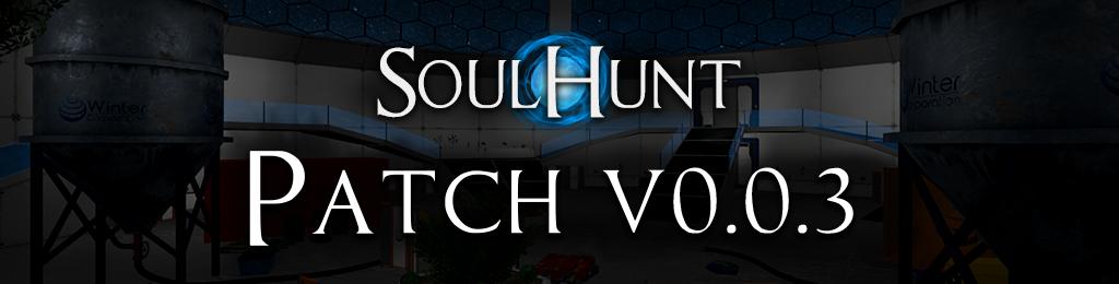 SoulHunt Banner