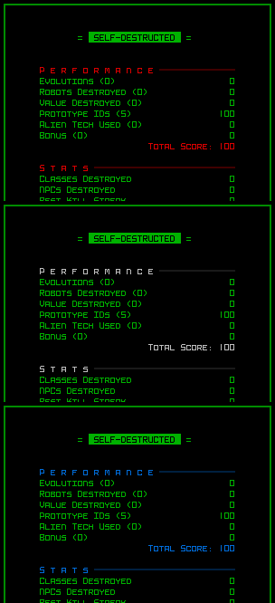 cogmind_difficulty_modes_color_gameover