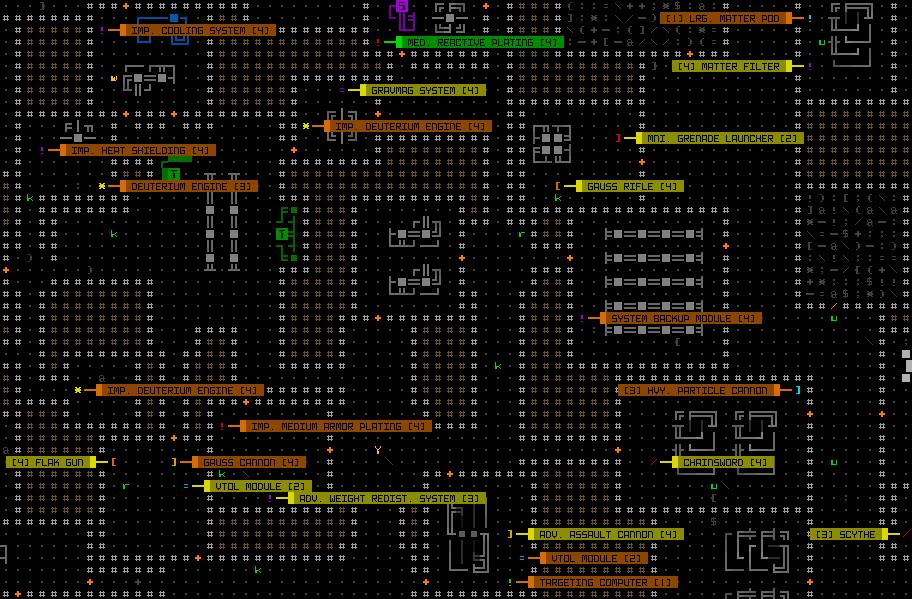 cogmind_challenge_scavenger_example_map