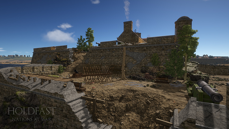 Holdfast NaW - Fort Imperial Breach