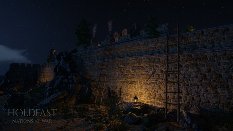 Holdfast NaW - Fort Imperial Ladders