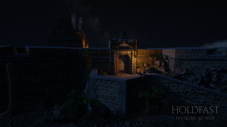Holdfast NaW - Fort Imperial Swivel Gun