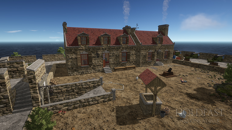 Holdfast NaW - Fort Imperial Barracks