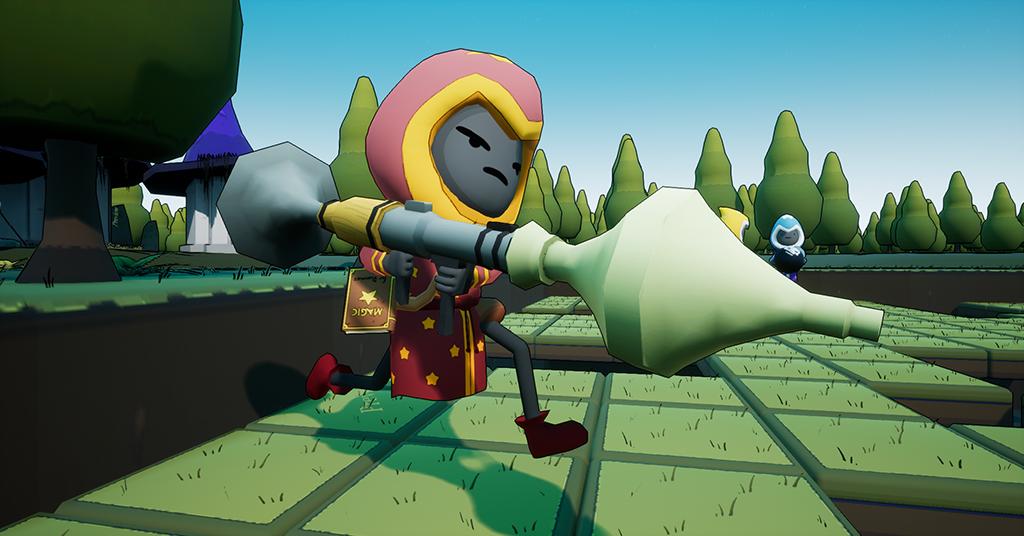 The items of Staff Wars: Wizard Rumble - Blasto's Pocket