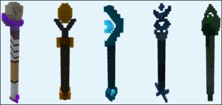 Different Staves
