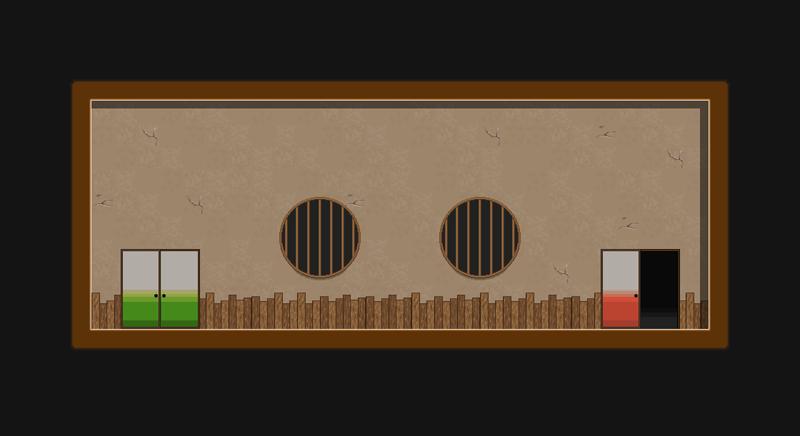 Boring corridor layout