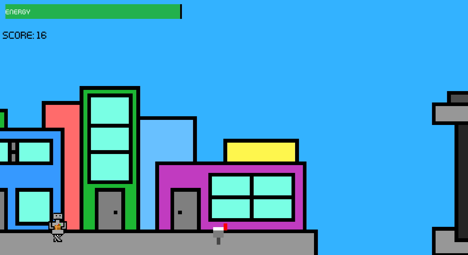 DeliverybotScreenshot