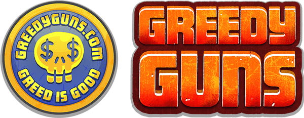 Greedy Guns Badge small